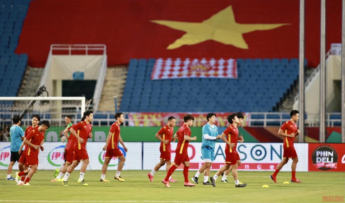 Trực tiếp: Việt Nam - Australia: VAR cứu penalty cho Australia -0