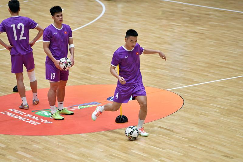 ĐT futsal Việt Nam cải thiện tâm lý tốt, sẵn sàng bước vào VCK World Cup 2021 -0