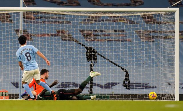 Thua trận trước Man City, Mourinho đổ lỗi cho lịch thi đấu và VAR - Ảnh 1.